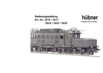 hübner - Spur-1-Freunde-Berlin: Modellbahn in Spur 1