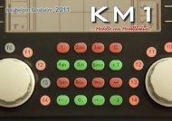 Neuheiten-Prospekt 2011 - KM1 Modellbau