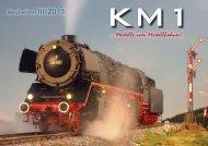 ... Modelle vom Modellbahner! - KM1 Modellbau