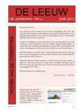 KONINGINNEDAG in Beijing - De Rode Leeuw - Page 3