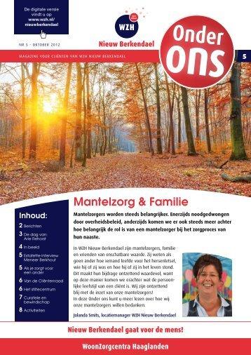 Onder ons oktober 2012 - W.z.h.
