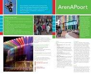 Factsheet Arenapoort - Stadsdeel Zuidoost