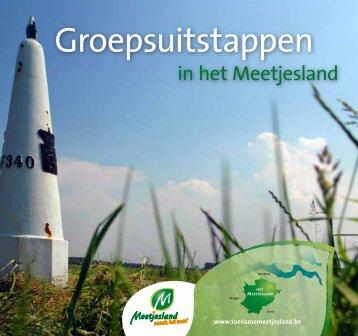 Groepsuitstappen - Toerisme Meetjesland