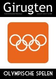 Olympische Spelen - girugten
