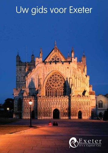 Uw gids voor Exeter - Heart of Devon