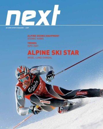 ALPINE SKI STAR - Amer Sports