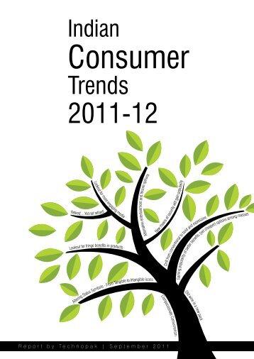 Indian Consumer Trends 2011-12 - Technopak