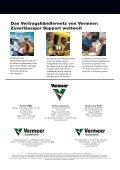 Das Vertragshändlernetz von Vermeer: Zuverlässiger Support weltweit - Seite 6