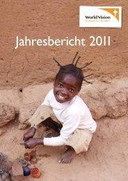 Jahresbericht 2011 - World Vision