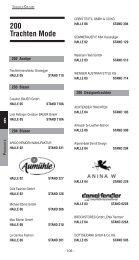 6 200 Trachten Mode - Verlag Dr. A. Schendl