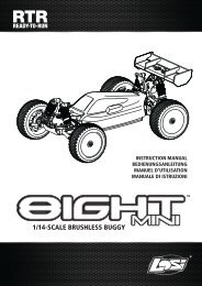 1/14-SCALE BRUSHLESS BUGGY