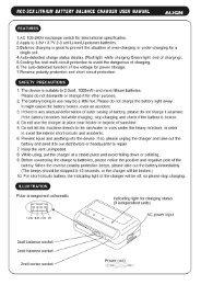 Align charger RCC-3CX en