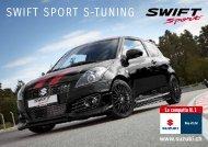 Swift Sport S-tuning - Suzuki