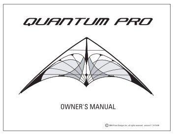 Prism Kite Repair Manual
