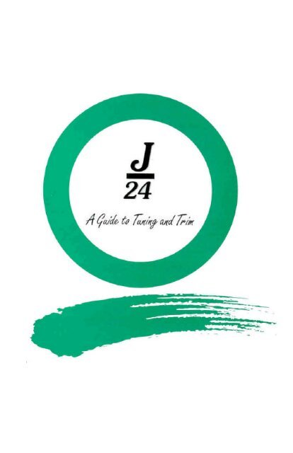 J/24 Tuning Guide - Quantum sails