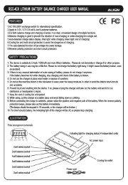 Align charger RCC-4CX en