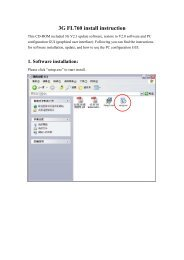 3G FL760 install instruction - Align