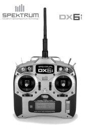 Betriebsanleitung Dx6i