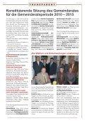 Neuer Gemeinderat - Gemeinde Schönberg am Kamp - Page 3
