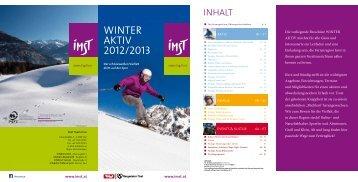 Winter Aktiv 2012/2013 download - Imst