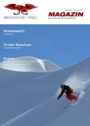 PDF Version - Tiroler Skilehrerverband