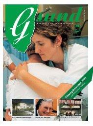G'sund 35 Seite 1- 21 - G'sund.net