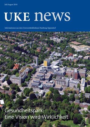 Gesundheitspark: Eine Vision wird Wirklichkeit - Universitätsklinikum ...