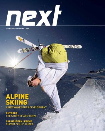 ALPINE SKIING - Amer Sports
