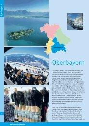 Oberbayern Oberbayern - Camping in Bayern