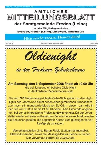 3608 Freden umb - Samtgemeinde Freden