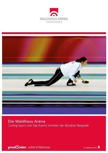 Flyer Waldhaus Arena
