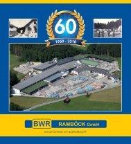60 Jahre Betonwerk Ramböck