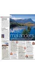Mallorca mal anders - Golf de Andratx