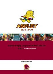 here - Aspley Rugby League Football Club Inc.
