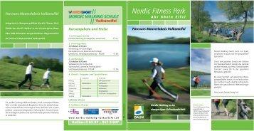 Nordic Fitness Park - Nordic Walking Schule Vulkaneifel