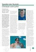 BTTV geht zum Jubiläum baden - SV Bayer Wuppertal - Seite 7