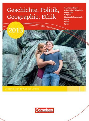 Geschichte, Politik, Geographie, Ethik - Cornelsen Verlag