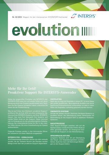 evolution - Ausgabe 2/2010 - Siller AG