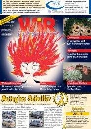 WIR 180 - Das WIR-Magazin im Gerauer Land