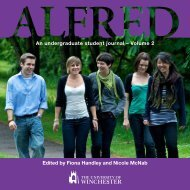 alfred 2 - University of Winchester