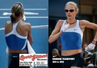 RUNNING TEAMSPORT 2011 & 2012 - sportgoettert.de