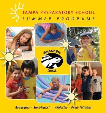 summer programs - Tampa Preparatory School