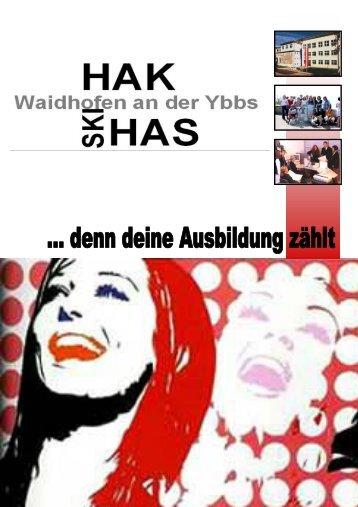 handelsakademie - HAK Waidhofen/Ybbs