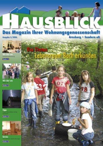 Wir über uns - Arnsberger Wohnungsbaugenossenschaft eG