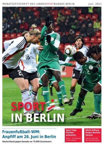 Juni 2011 - Landessportbund Berlin