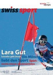 liebt den Sport Sport- - Swiss Olympic