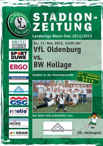 STADION- ZEITUNG