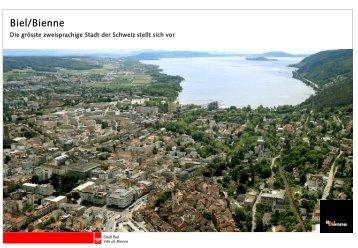 Diapositive 1 - Stadt Biel