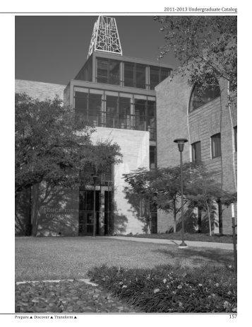 2011-2013 Undergraduate Catalog - The University of Texas-Pan ...