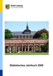 Statistisches Jahrbuch - Stadt Leipzig